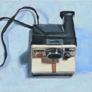Shop Wyoming Classic Polaroid – Oil Painting