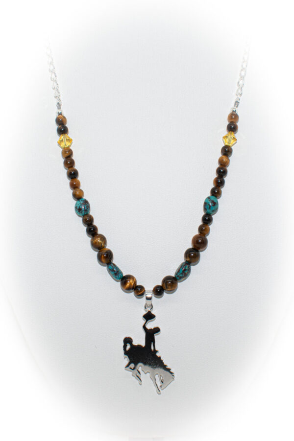Shop Wyoming Wyoming Necklace WTPN-23