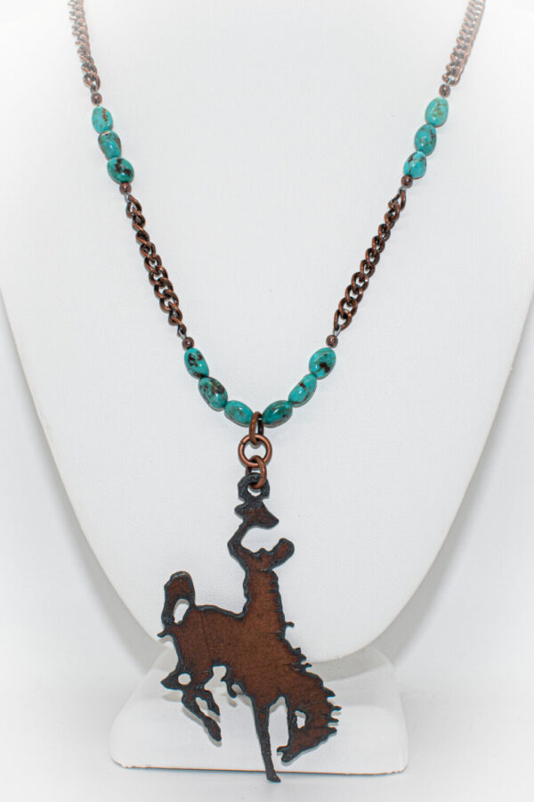 Shop Wyoming Wyoming Chain Necklace TPN-15C