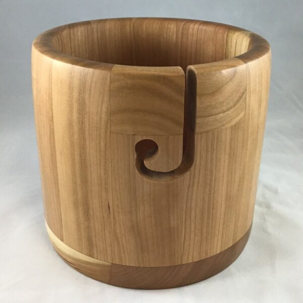 Shop Wyoming One-of-a-Kind Yarn Bowl by Jerry Ertle – Cherry #77
