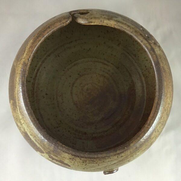 Shop Wyoming Muddy Mountain Pottery Yarn Bowl – Size 4, #1