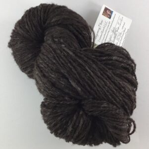 Shop Wyoming Tronstad Ranch Handspun Natural Dark Chocolate Brown 5.0oz