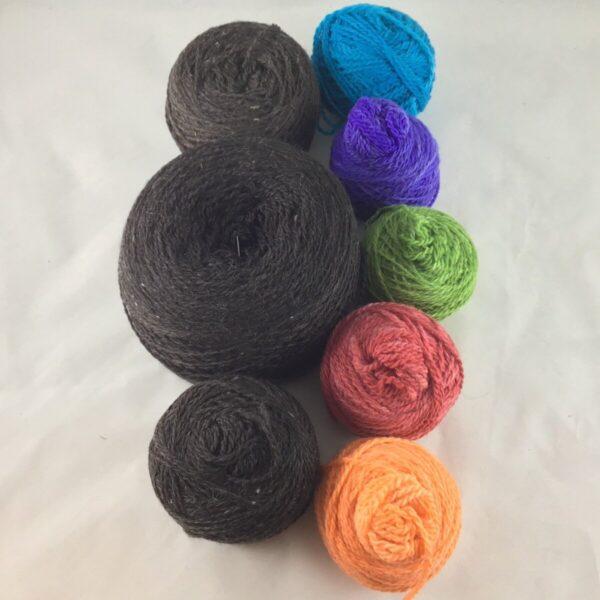 Shop Wyoming Tronstad Ranch Blanket Weaving Kit featured in Handwoven Magazine