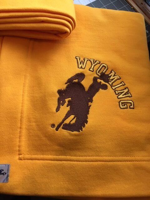 Shop Wyoming Stadium Blanket