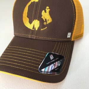 Shop Wyoming Wyoming Buffalo/Bucking Horse Cap