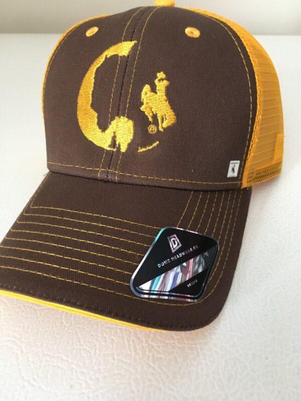 Shop Wyoming Wyoming Buffalo/Bucking Horse Cap
