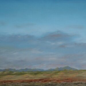 "Shop Wyoming ""Laramie Peak at Dusk"" Oil Painting"