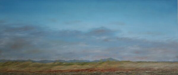 "Shop Wyoming ""Laramie Peak at Dusk"" Oil Painting"