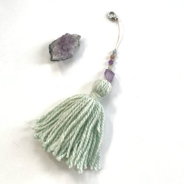 Shop Wyoming Alpaca Tassel