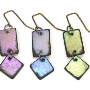 Shop Wyoming Lazy Diamond Earrings