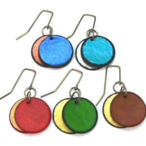 Shop Wyoming Double Circle Earrings