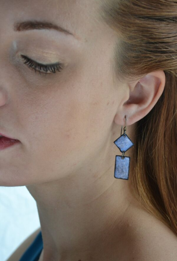 Shop Wyoming Diamond Up Earrings