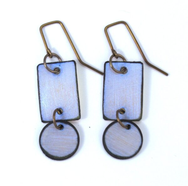 Shop Wyoming Lazy Circle Earrings