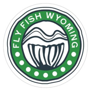 Shop Wyoming Reel Wyoming Sticker