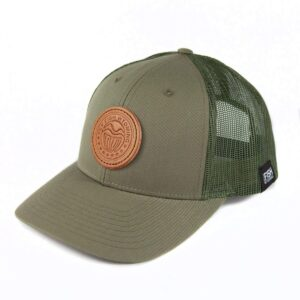 Shop Wyoming Reel Patch Trucker Hat – Loden