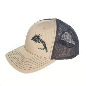 "Shop Wyoming ""So Fly"" Series 2 Hat – Tan/Brown"