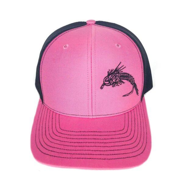 "Shop Wyoming ""So Fly"" Series 2 Hat – Pink/Black"