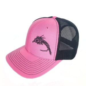"Shop Wyoming ""So Fly"" Series 2 Hat – Pink/Black"