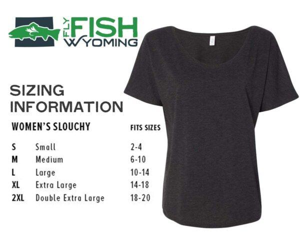 Shop Wyoming Women's Fly Tee