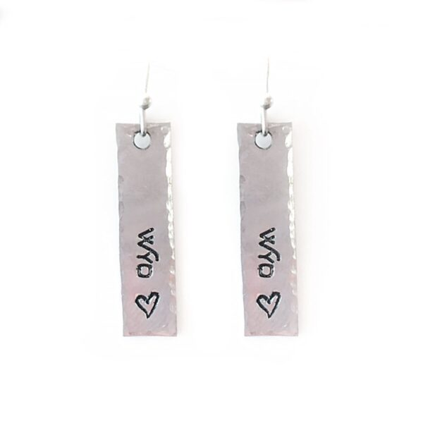 Shop Wyoming Wyo + Love Earrings