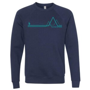 Shop Wyoming 3 Peaks Fisher Sweatshirt