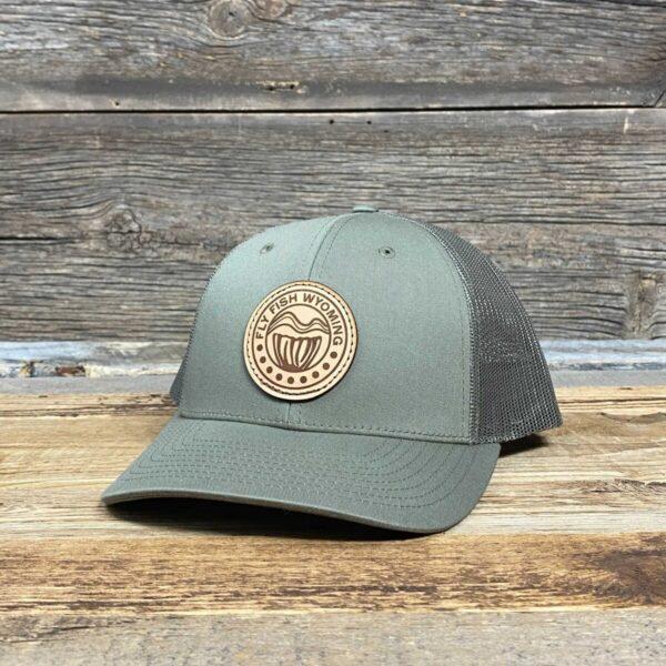 Shop Wyoming Reel Patch Trucker Hat 2.0