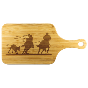 Shop Wyoming TEAM ROPER Large Cutting Board with Handle