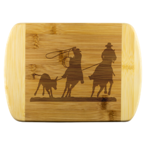 Shop Wyoming TEAM ROPER Large Cutting Board without Handle