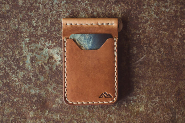 Shop Wyoming Belford Money Clip Leather Wallet