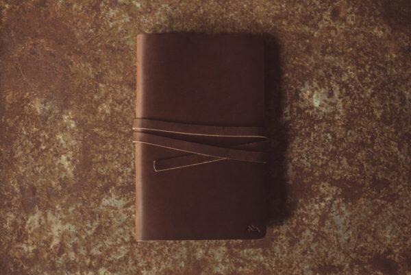 Shop Wyoming Bennett Leather Journal