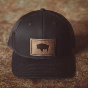 Shop Wyoming Buffalo Hat