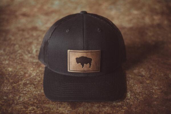 Shop Wyoming Buffalo Hat