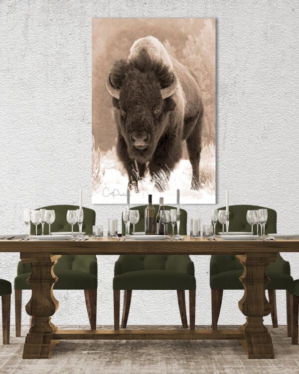 Shop Wyoming BUFF A. LO – Photographic Art Prints