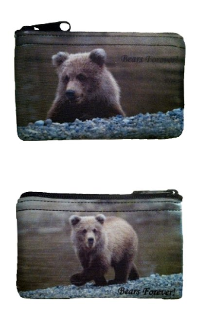 """Shop Wyoming """"Critter"""" Coin Purses"""