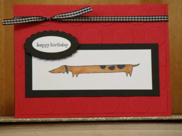 Shop Wyoming Longfellows Birthday Card