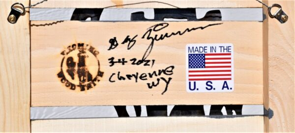 "Shop Wyoming ""Bull Rider"" Home Decor"