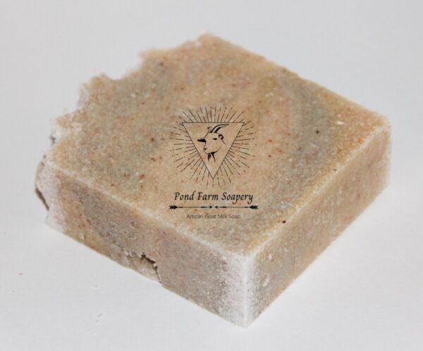 Shop Wyoming Goat Milk Salt Bar Soap- Coral Drops