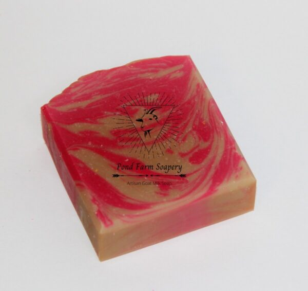 Shop Wyoming Goat Milk Soap- Love Me All Over