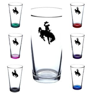 Shop Wyoming WYOMING 16oz Pint Glass – 4pc