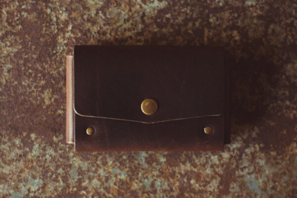 Shop Wyoming Jarvis Leather Card Holder