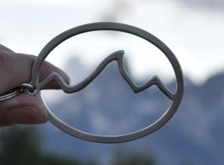 Shop Wyoming Teton Key Ring