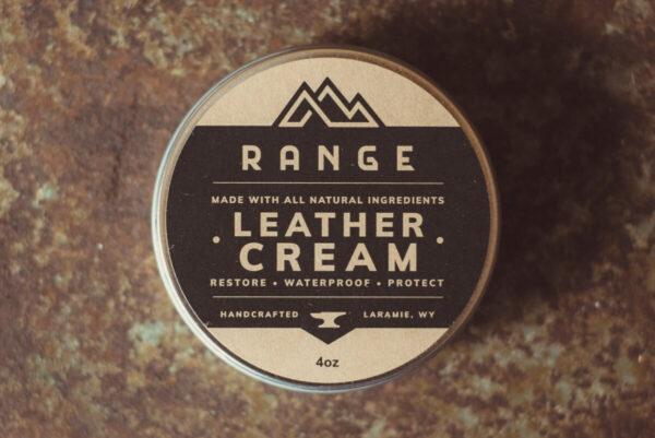 Shop Wyoming Range Leather Cream