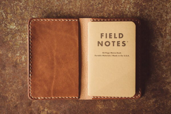 Shop Wyoming Lincoln Fieldnote Leather Journal