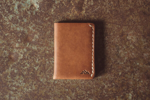 Shop Wyoming Parry Minimalist Leather Wallet