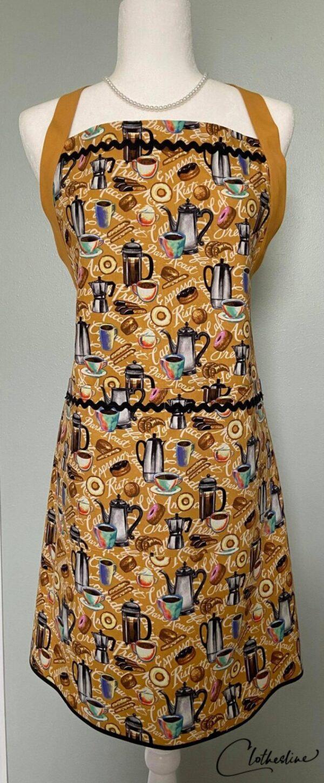 Shop Wyoming Perky Percolator every day apron