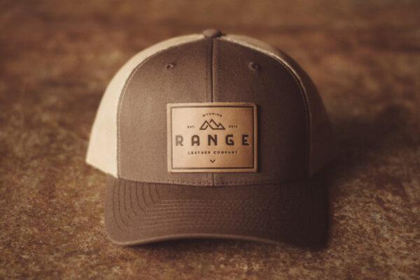 Shop Wyoming Range Leather Hat