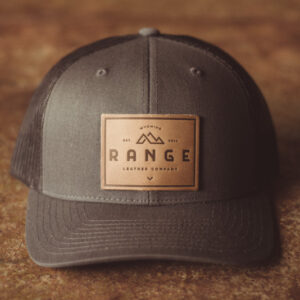 Shop Wyoming Range Leather Hat