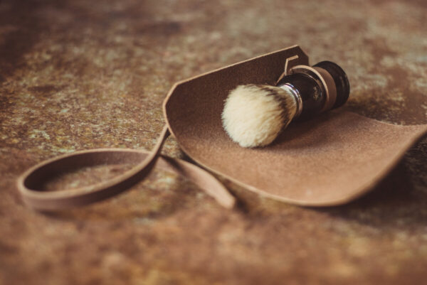 Shop Wyoming Shave Brush Leather Case