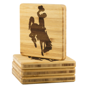 Shop Wyoming WYOMING Coasters – 4 pc