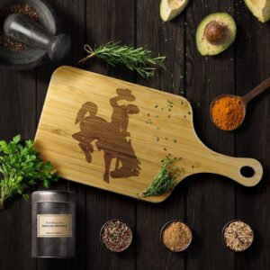 Shop Wyoming WYOMING Small Cutting Board with Handle